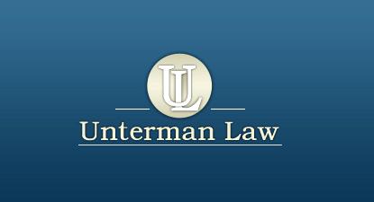 Logo Design Unterman Law