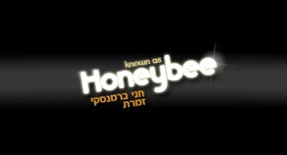 Logo Design for Honeybee singer/performer